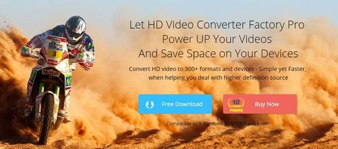 Download WonderFox HD Video Converter Factory Pro v17.1