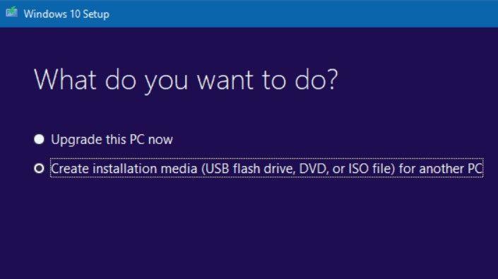 Cách Update Windows 10 19H2 thủ công không cần chờ Microsoft 2