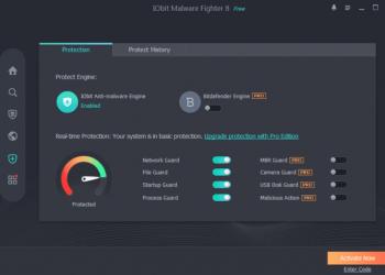 Share KEY bản quyền IObit Malware Fighter 8 - Bảo vệ máy tính toàn diện 2