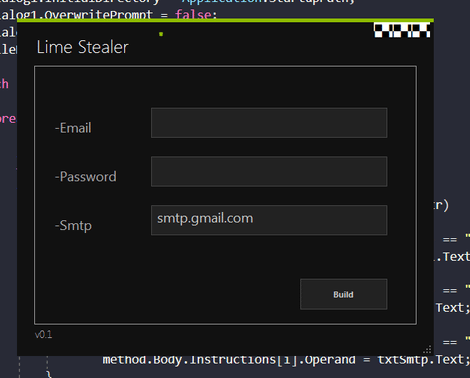 Download Keylogger LimeStealer v.01