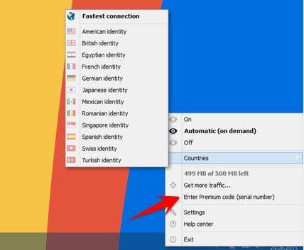 Nhận Key OkayFreedom VPN Premium 1 năm dùng để ẩn danh IP 3