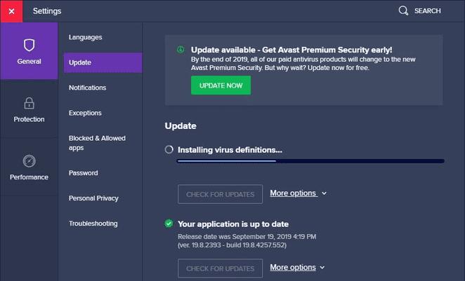 Share Key Avast Premium Security 2020 Full đến năm 2045 11