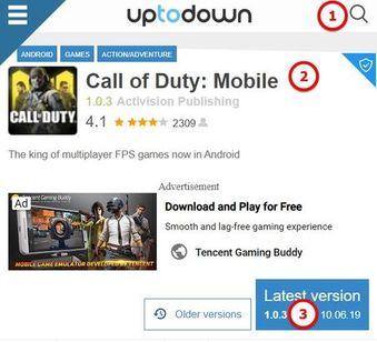 Cách Download và chơi Call of Duty Mobile tại Việt Nam 5