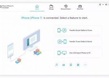 [GIVEAWAY] Download iCareFone Full Key - Phần mềm tối ưu IPhone 2