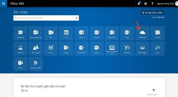 Hướng dẫn sử dụng Office 365 của Microsoft mới nhất 35
