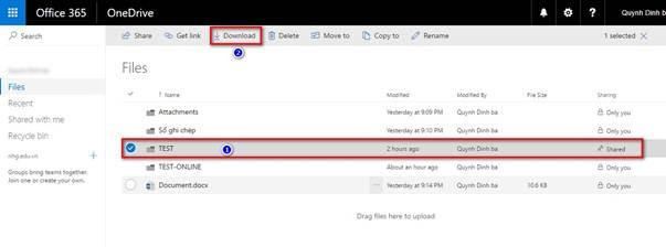 Hướng dẫn sử dụng Office 365 của Microsoft mới nhất 37