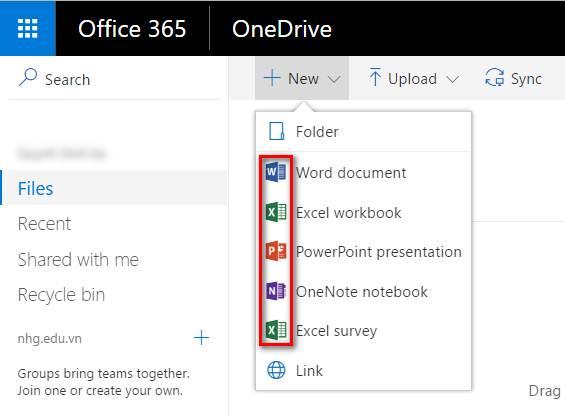 Hướng dẫn sử dụng Office 365 của Microsoft mới nhất 38