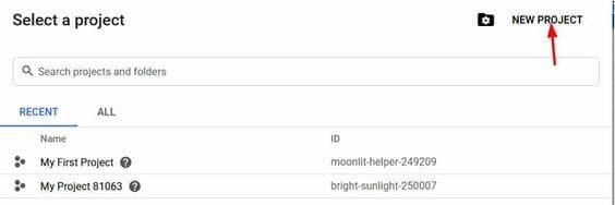 Fix lỗi không tạo được VPS trên Google Cloud bằng cách tạo Billing khác 4