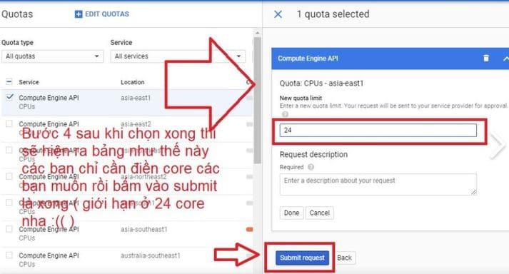 Cách nhận 300$ tạo VPS của Google Cloud bằng IBAN miễn phí 9