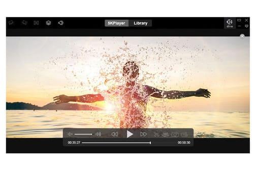 5KPlayer Phần mềm xem phim hổ trợ nhiều tính năng mới