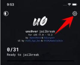 Hướng dẫn Jailbreak IOS 12.4 bằng Unc0ver không cần máy tính 2