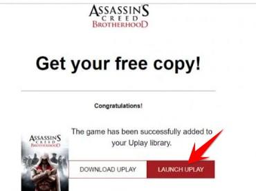 Download Game Assassin's Creed BrotherHood miễn phí trên Ubisoft 2