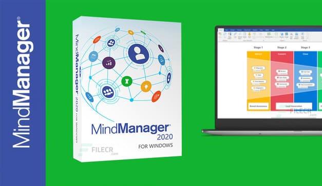 Download MindManager 2020 Full key
