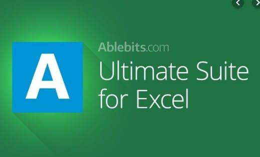 Ultimate Suite for Excel - Bộ công cụ tiện ích đa năng cho Excel