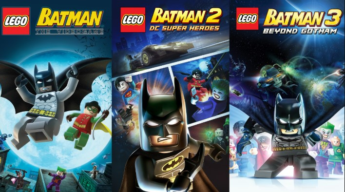 Download Free Game Lego Batman Trilogy