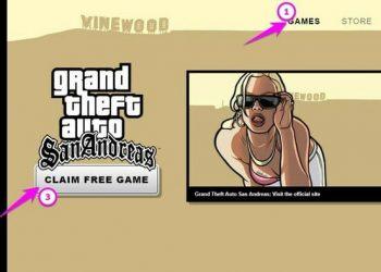 Cách Download Grand Theft Auto: San Andreas chơi Online nhiều người 3