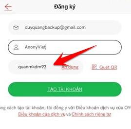 mã giới thiệu oyo booking hotel