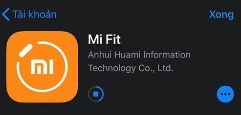 Firmware Tiếng Việt cho Mi Band 4 trên Iphone và Android IOS