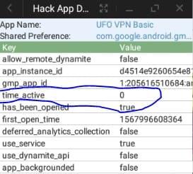 Time Active hack time ufo vpn