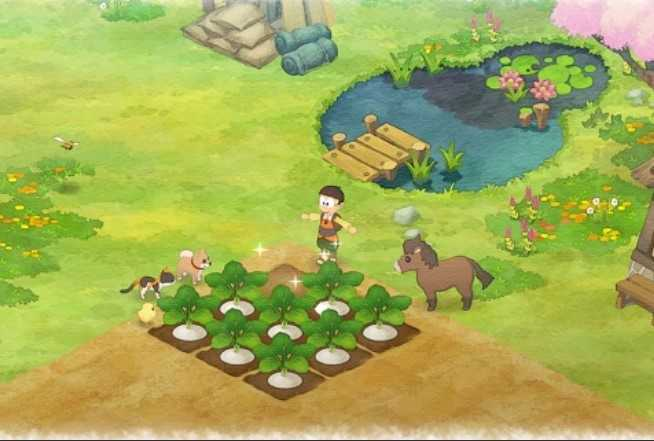 Download Doraemon Story of Seasons-PLAZA Full Crack