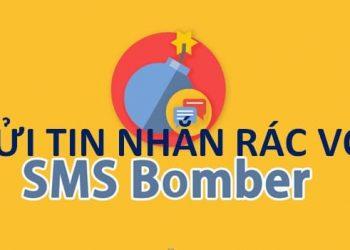 GỬI TIN NHẮN RÁC VỚI SMS BOMBER