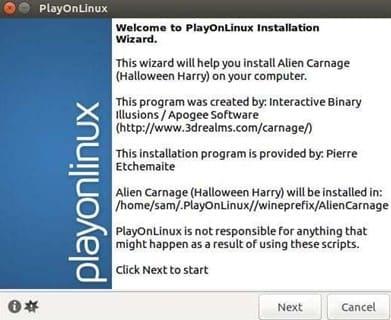 cài PlayOnLinux