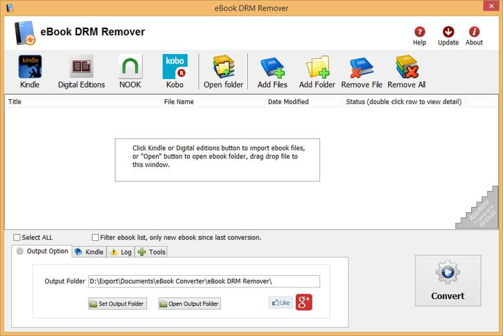 Download eBook DRM Removal Bundle Full
