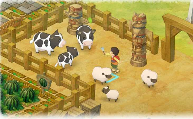 download game Doraemon Story of Seasons-PLAZA Full crack (1)