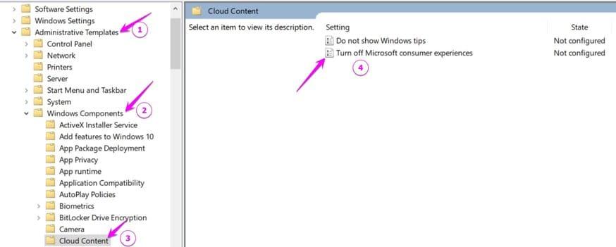 Tắt tính năng tự cài đặt Game và App của Windows 10 ở chế độ nền 6