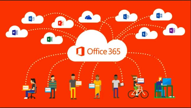 Office 365 Pro bản quyền