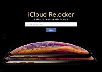 Phương thức khóa Iphone bằng mã IMEI với ICloud ReLocker 2