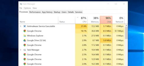 10 cách giúp tăng tốc Windows của bạn nhanh như chớp 11