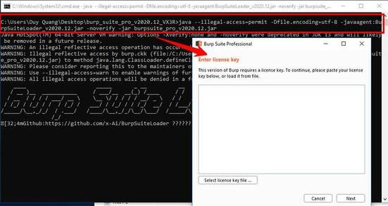 Download Burp Suite 2020.12 Pro Full Key - Cách Active bản quyền 2