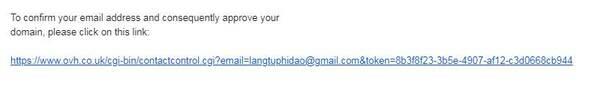 email đã đăng ký domain .best miễn phí