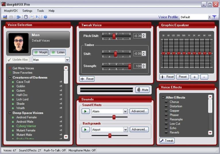 Download MorphVOX Pro 4.4.80 Full