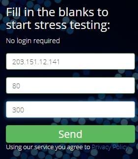 FREE IP STRESS