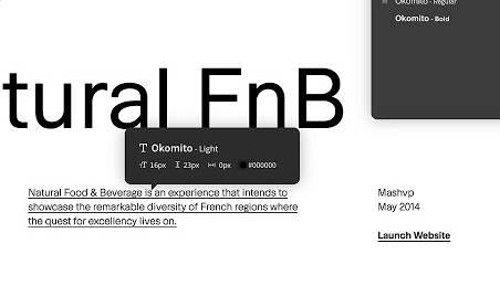 NINJA FONTFACE - Hiển thị tên Font trên trình duyệt