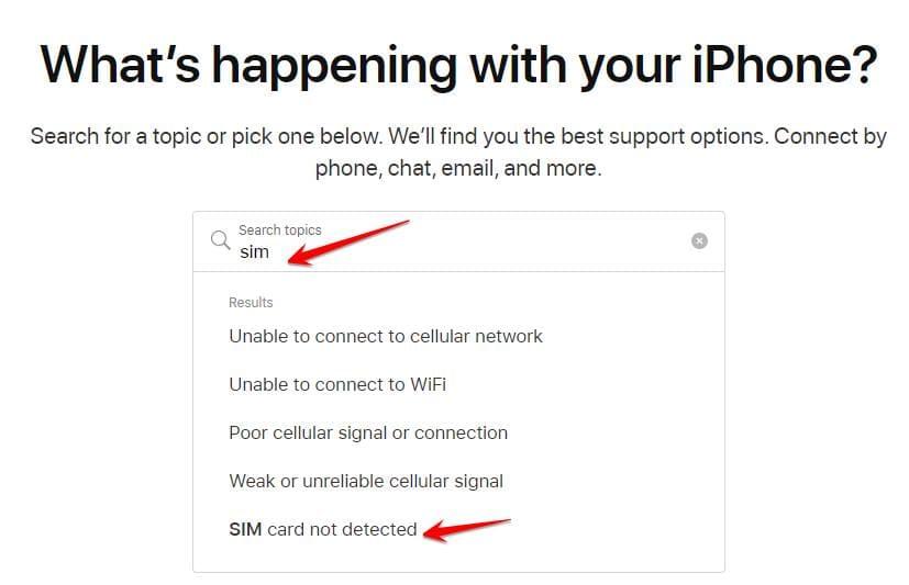 Cách kiểm tra Iphone Lock hay World bằng cách chat với Support Apple