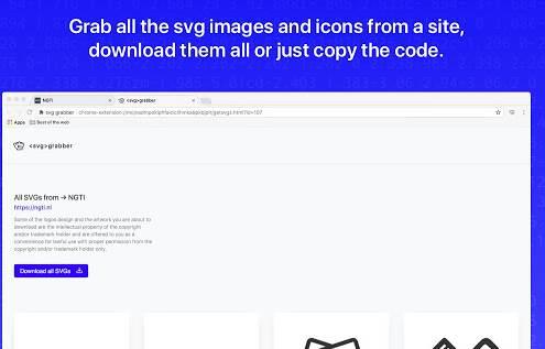 SVG GRABBER - Download hình và mã SVG