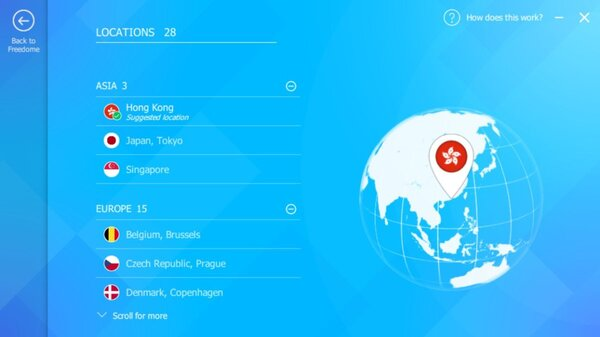 F-Secure Freedome VPN Full Key