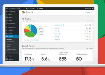 Cách sử dụng Plugin Site Kit by Google trên WordPress 5