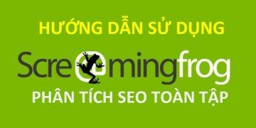 cách sử dụng Screaming Frog Seo Spider