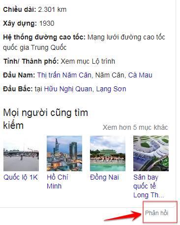 Cách chỉnh sửa lại thông tin đã đăng trên Google