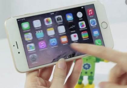 Test cảm ứng và màn hình khi mua điện thoại cũ