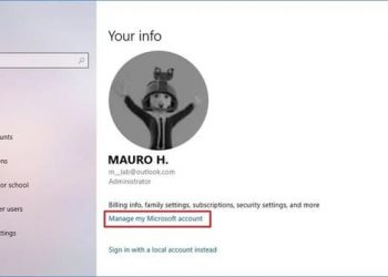 Cách thay đổi tên tài khoản trên màn hình đăng nhập Windows 10 1