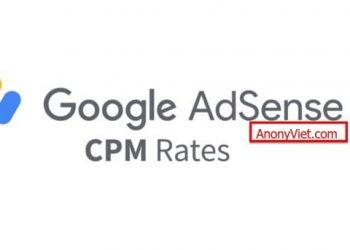 Google Adsense CPM