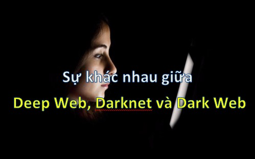 Sự khác nhau giữa Deep Web, Darknet và Dark Web 4