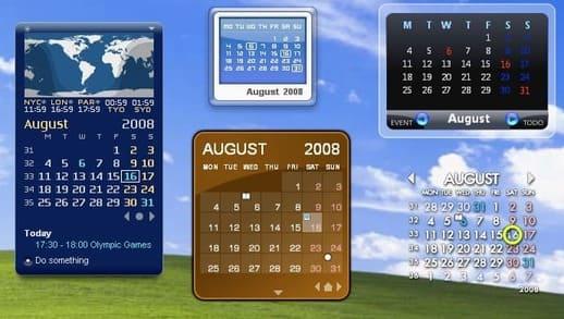 Rainlendar pro Full  Phần mềm tạo ghi chú, nhắc nhớ trên Desktop