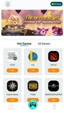 Hướng dẫn chơi Game PC trên điện thoại Android bằng Netboom