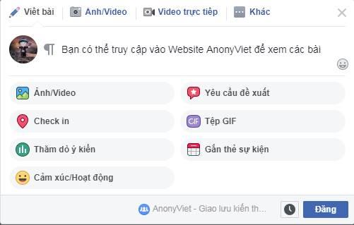 Cách đặt tên rút gọn cho link liên kết trên Facebook với nội dung bất kỳ 5